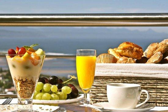 La Vista Lodge : Breakfast