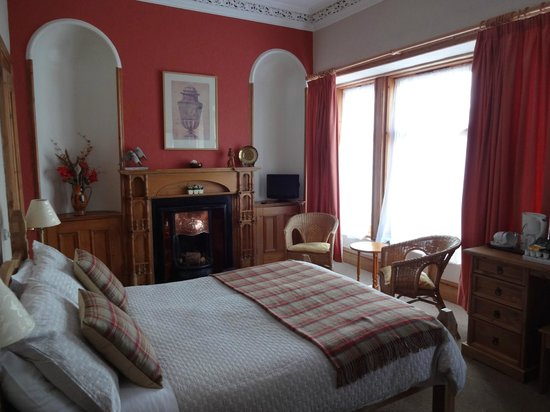 Rossmount Guest House: Room
