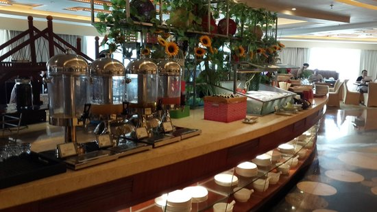 Four Points by Sheraton Shenzhen : Breakfast Buffet