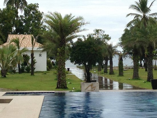 Mango Beach Resort : The grounds