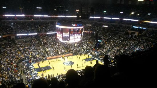 FedExForum: FedEx Forum