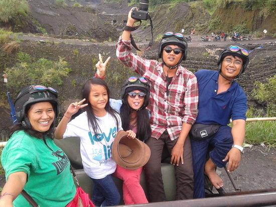 Seecobali Tours: Gunung Merapi