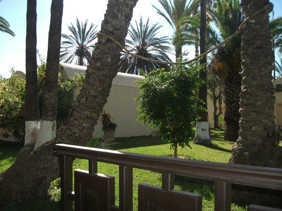 Hotel Paradis Palace : bungalows