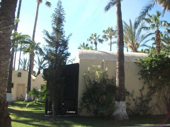 Hotel Paradis Palace : bungalow