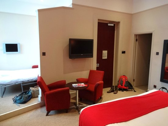 Columba Hotel: Room 101