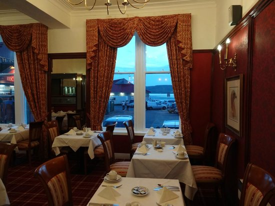 Columba Hotel: Restaurant