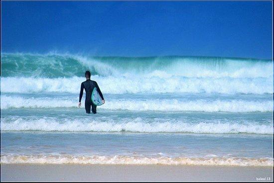 Peniche Surf Camp: baleal, portugal