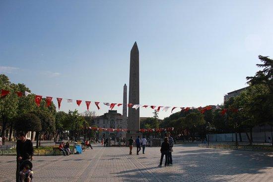 hippodrome-Istanbul - Picture of Hippodrome (At Meydani ...