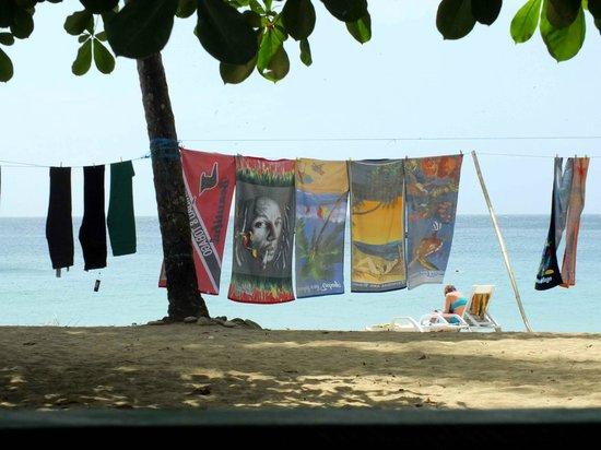 The Beach House Castara: Bob is not dead