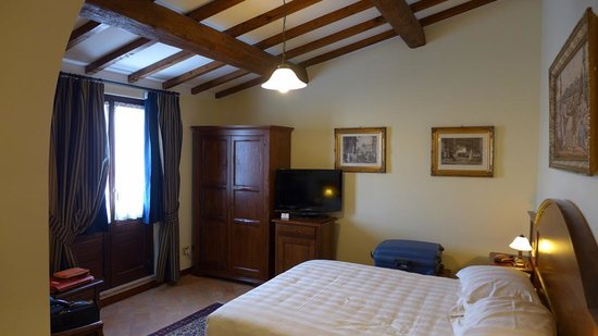 Borgobrufa SPA Resort : camera