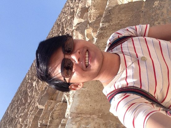 Egypt Tailor Made Day Tours : Peramid i love u:)