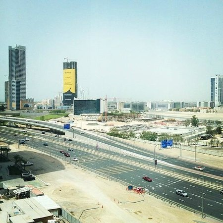 Media Rotana: View from the 7th Floor