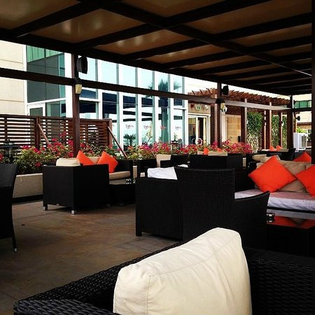 The Terrace at Media Rotana