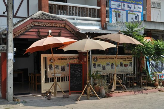 Oriental Cuisine Chiang Mai: Oriental Cuisine Cooking School