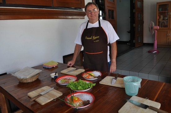 Oriental Cuisine Chiang Mai: Ready to cook