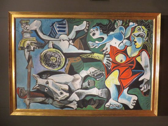 Museum of Fine Arts : Picasso