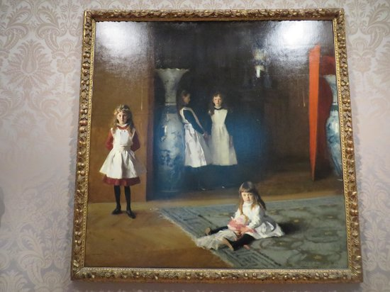 Museum of Fine Arts : Sargent