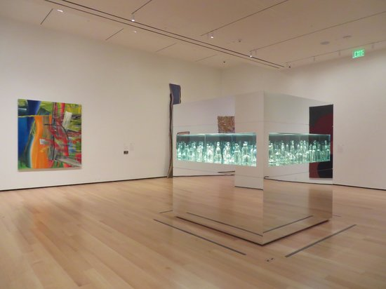 Museum of Fine Arts : Arte contemporanea