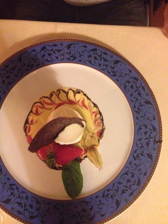 Antica Torretta: Chocolate mousse