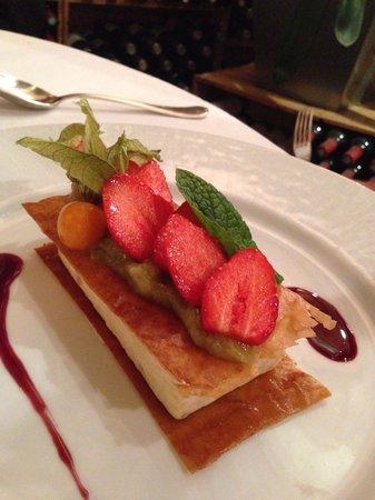 Restaurant Le Tertre: Десерт