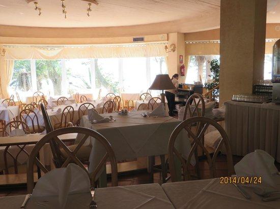 Dom Pedro Madeira : salle avec très belle vue