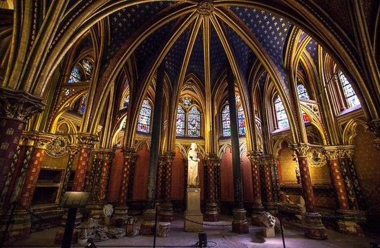 Sainte-Chapelle : Feerie