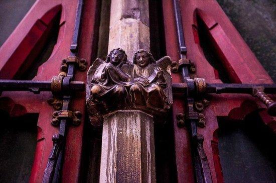 Sainte-Chapelle : Detail