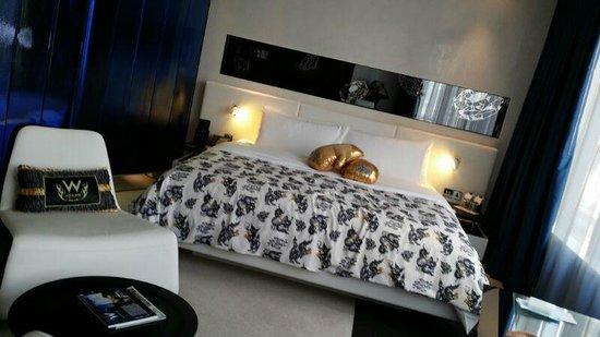 W Bangkok: fabulous bed