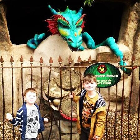 Chessington World of Adventures Resort : Great day out