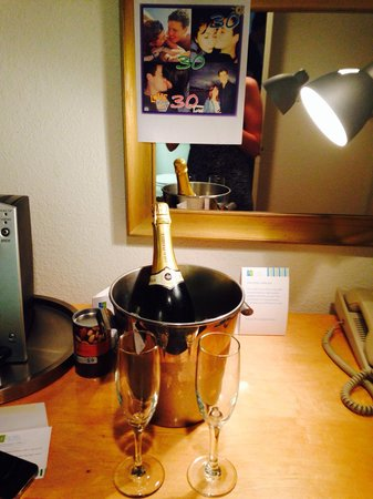 The Hotel of South Beach: Complimentary Fizz