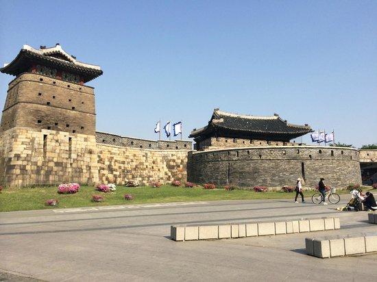 Fortaleza Wwaseong: Fortaleza hwaseong