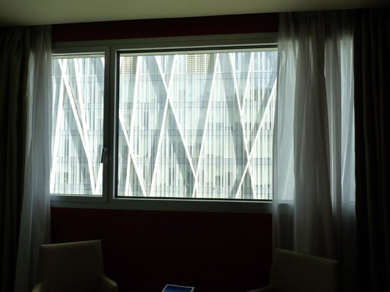 Hotel SB Diagonal Zero Barcelona: Chambre exclusive vue sur mer !