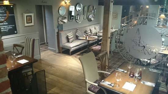 Bosham Inn: Refurbished