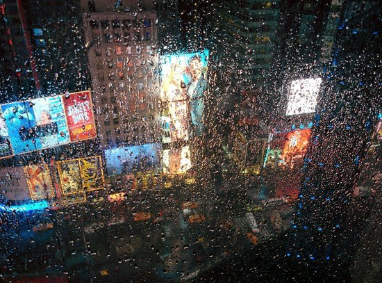 W New York - Times Square: View from 29th