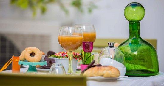 Hostal Fonda Maria: desayuno