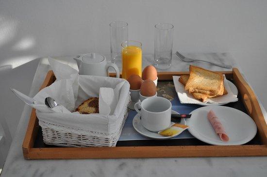 Casa Bianca : Breakfast