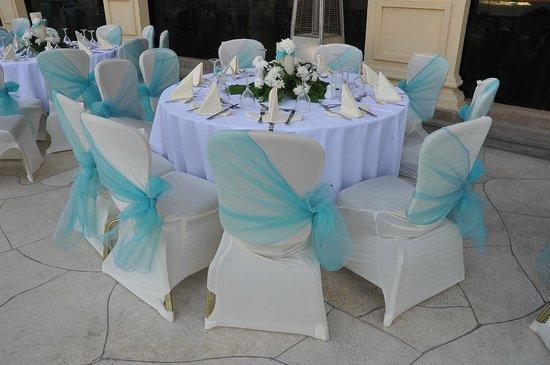 Hilton Cairo Zamalek Residences: tavola