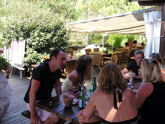 Le Petit Nice Sud : 5 years ago when the food was still good though as I remember we waited 2hrs for our meal.