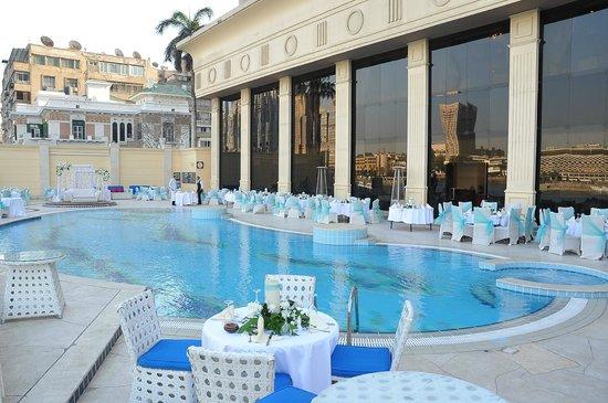 Hilton Cairo Zamalek Residences : vista d'insieme