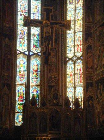 Basilica di Santa Croce: Abside S. Croce
