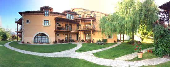 Apartamentos Alquitara : Panoramica apartamentos