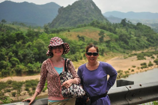 Hue Riders : Another scenic stop