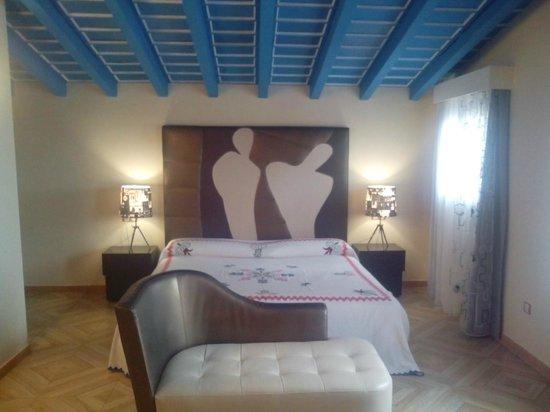 Abadia de Los Templarios: Dormitorio