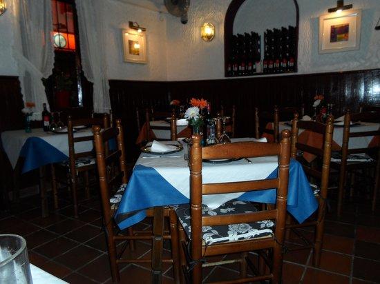 La Casa Cantoniera: Interior