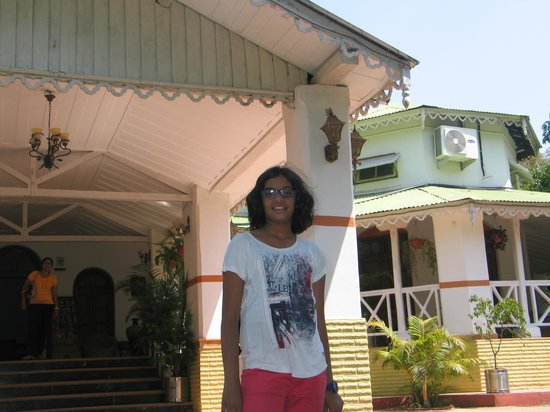 Champak Bungalow, Pachmarhi: champak bungalow