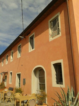 Casal Sant'elena: Il casolare