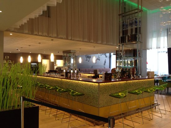 Thon Hotel EU: Bar