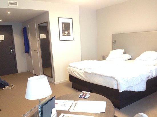 Thon Hotel EU: Chambre