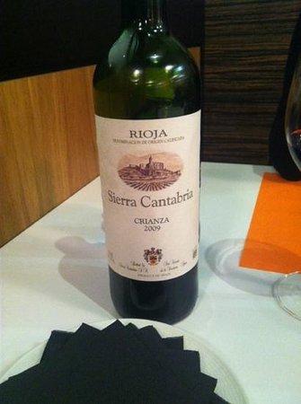 Restaurante Los Caballeros : sierra cantabria