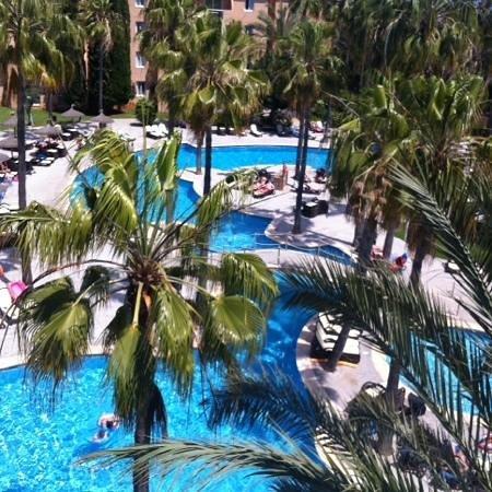 Protur Bonaire Aparthotel: my view from bedroom